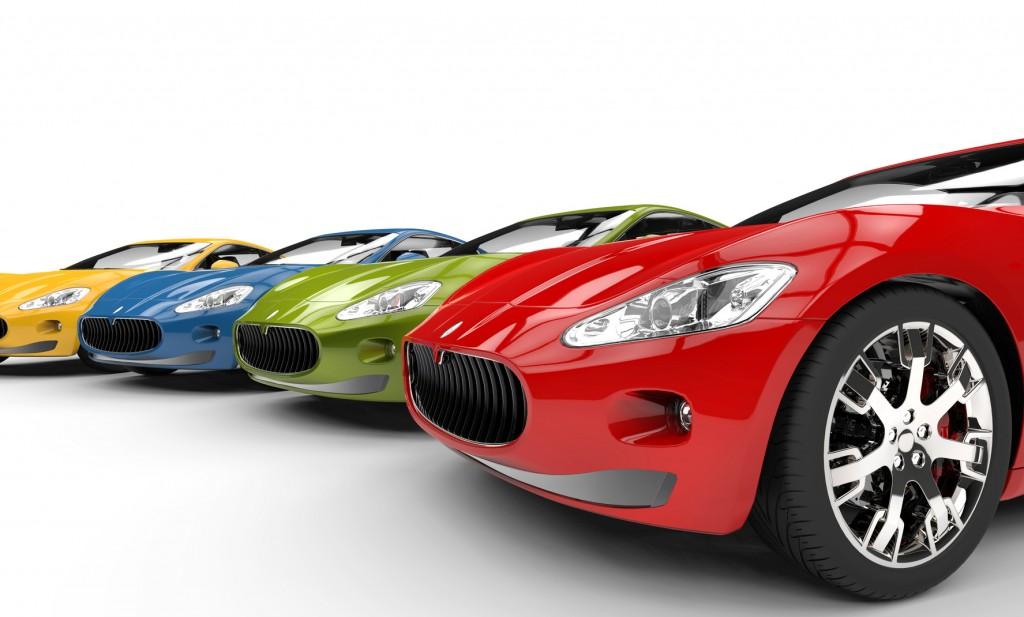 Fast Cars Pallete
